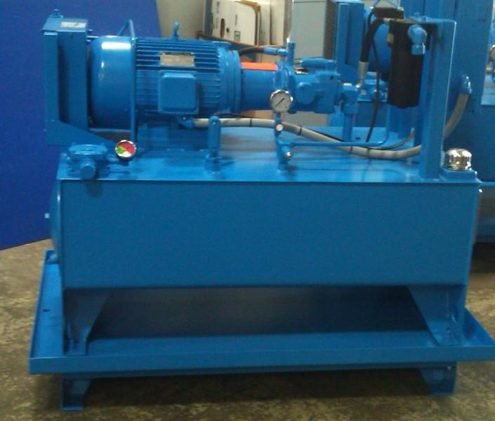 Custom Design Hydraulic Power Unit
